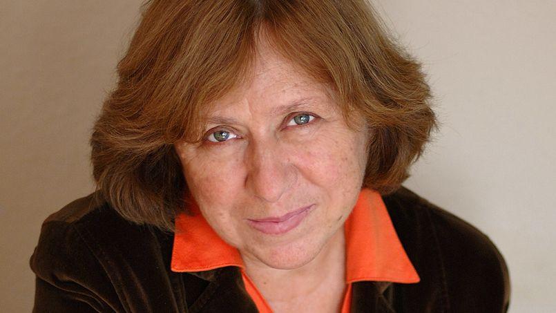 Prix Nobel de Littérature : Bravo à Svetlana Alexievitch!